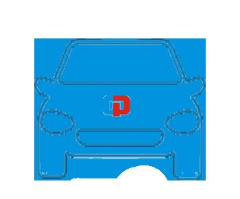 Фабрика рекламы - Наклейки на авто